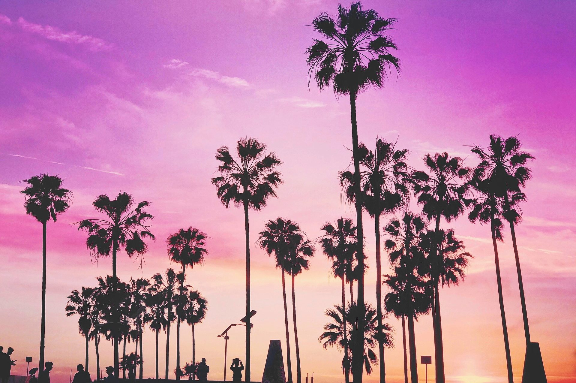 The First Timer's Weekend Guide to Venice Beach, California ~ Maps & Merlot