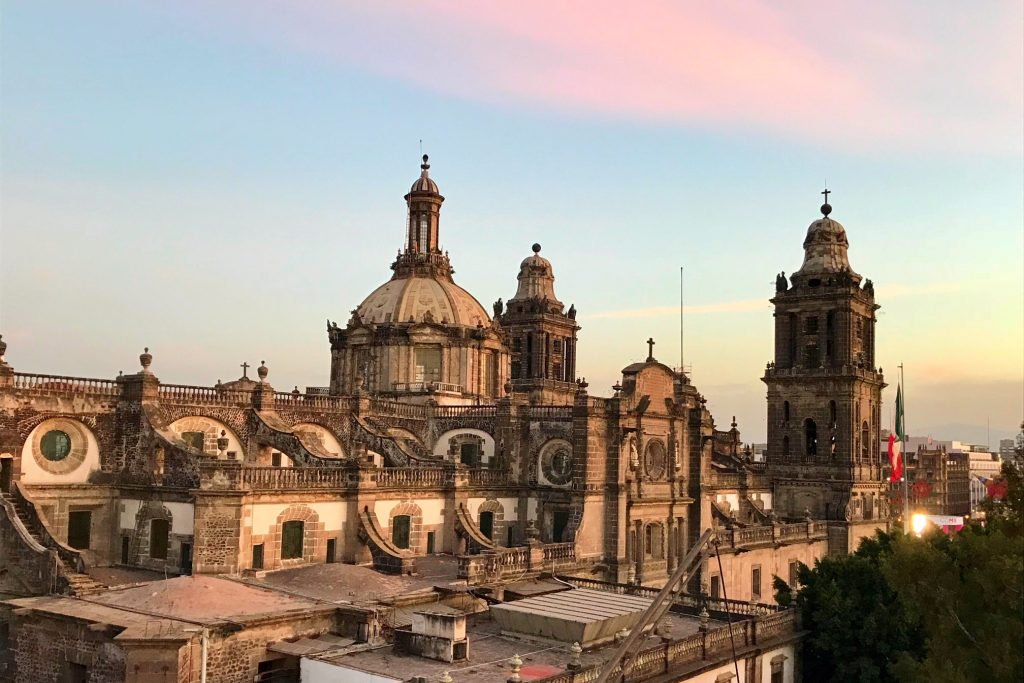 Your Ultimate 3 Day Mexico City Itinerary ~ Maps & Merlot