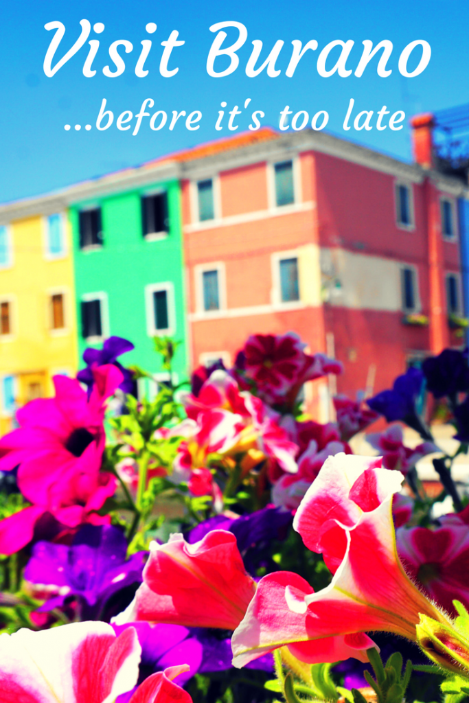 Ultimate Guide to Burano, Italy: what to do, how to get there, and why you need to go now!