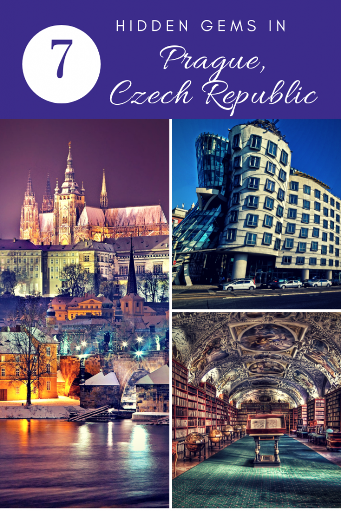 Discover the best kept secrets in Prague, Czech Republic! #prague #czechrepublic #dancinghouse #goldenlane #malastrana