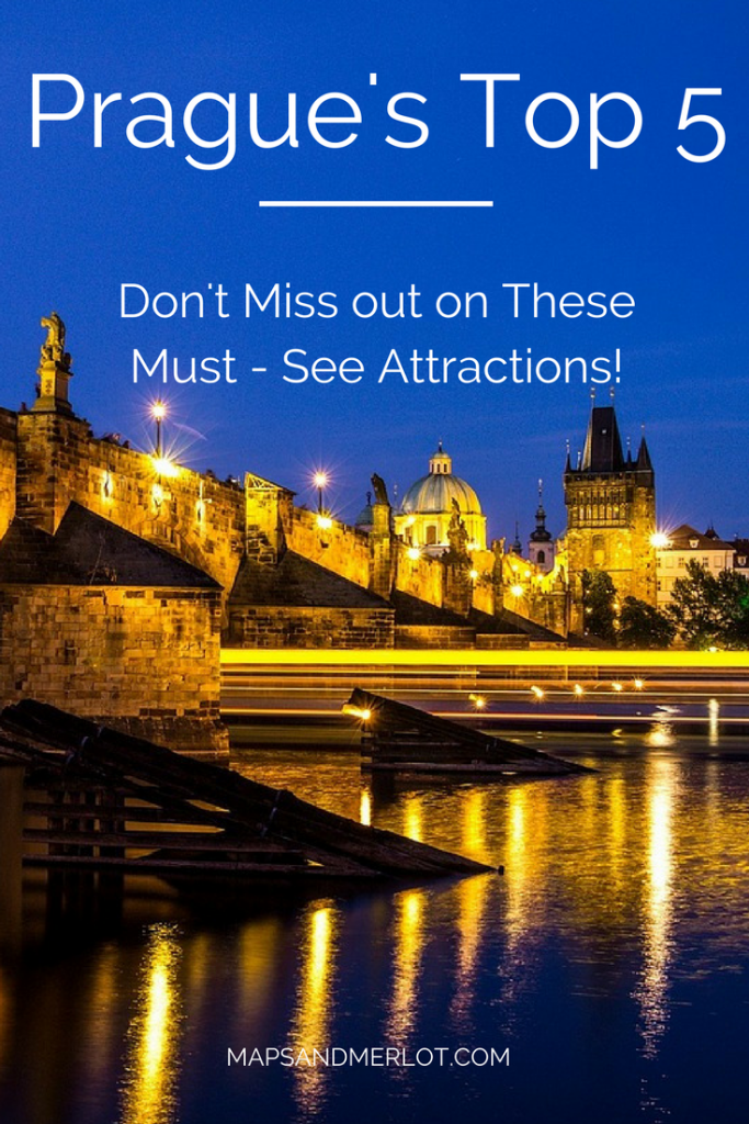Prague's Top Attractions - don't miss these top 5 tourist sites