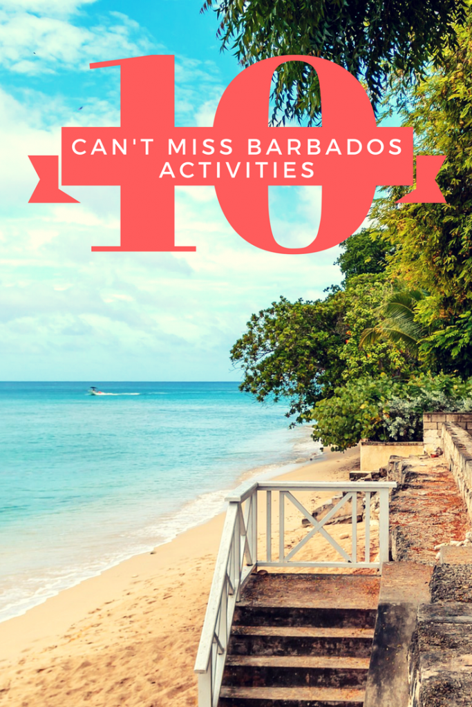 what to do in Barbados, weekend in Barbados, Barbados itinerary, Barbados attractions