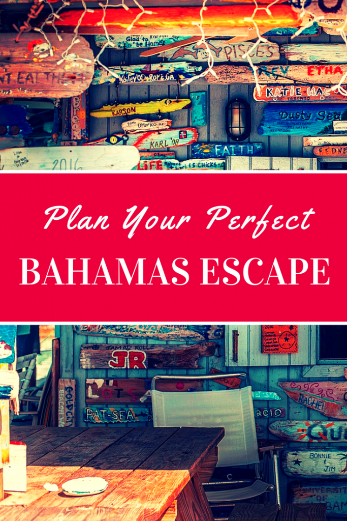 What to do in Nassau, Bahamas for a weekend.
