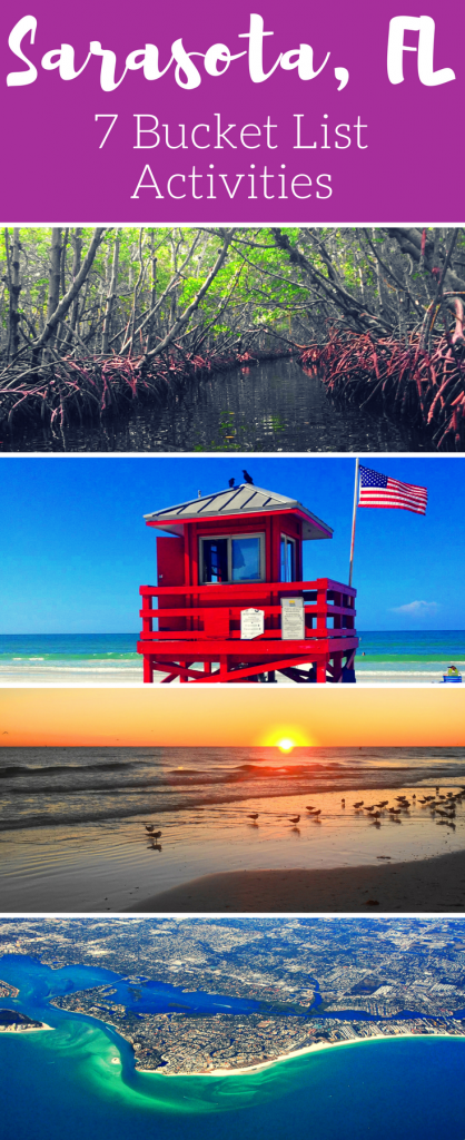 Discover 7 unique things to do in Sarasota, Florida! top things to do in Sarasota, Florida; Sarasota attractions; what to do on a vacation in Sarasota