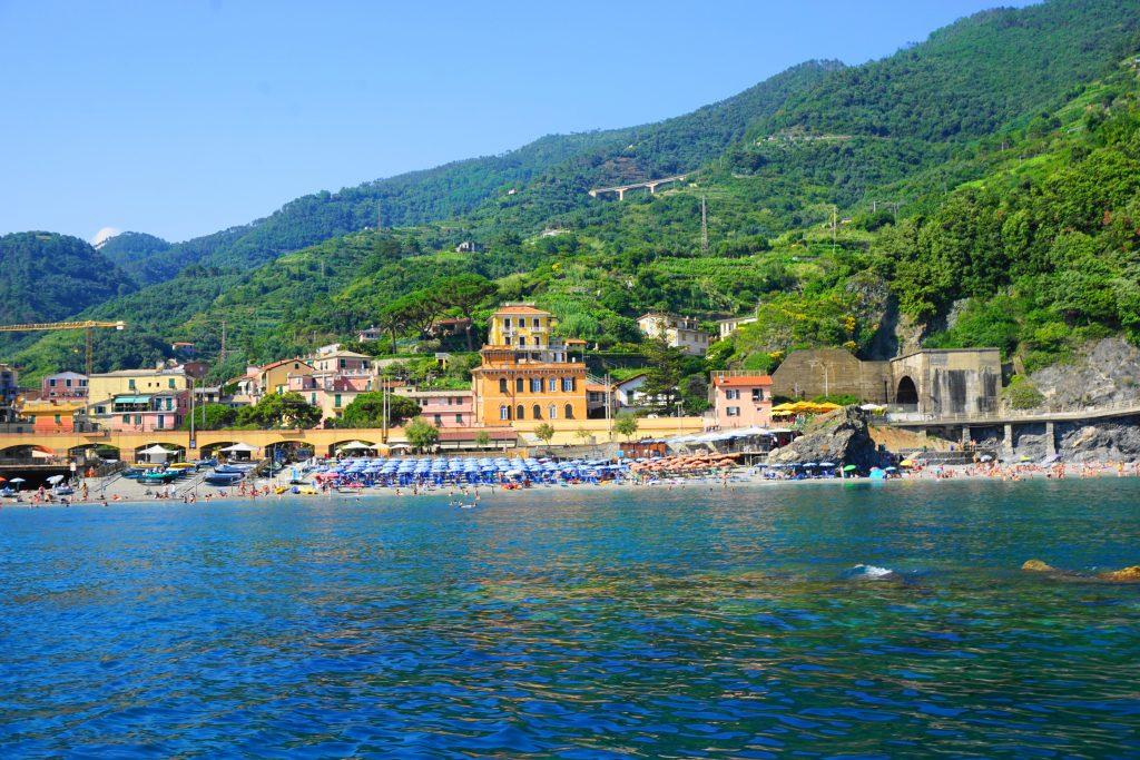Hiking Cinque Terre - Monterrosso