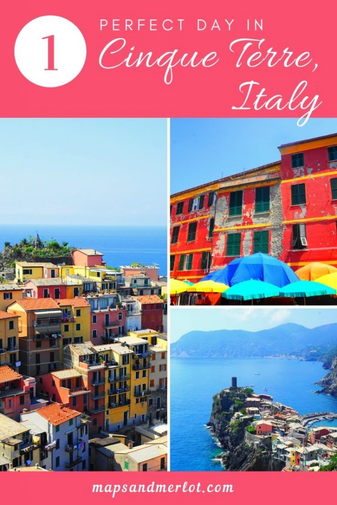 Why should Cinque Terre, Italy be on you bucket list? #cinqueterre #vernazza #riomaggiore