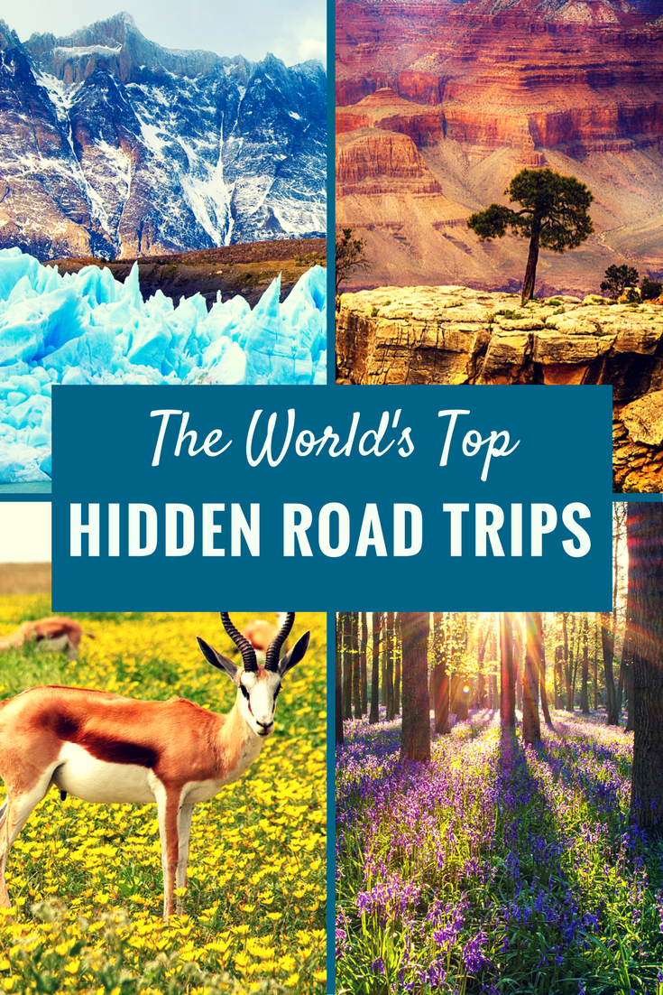 Best Road Trips in the World