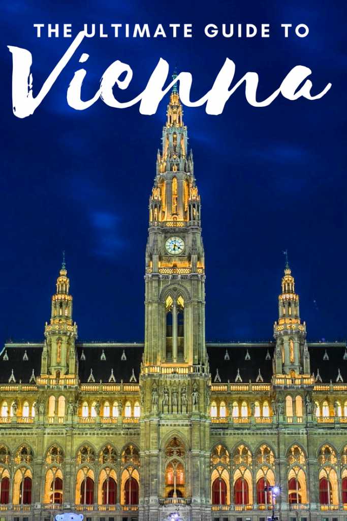 City guide to Vienna, Austria. Explore top attractions for first time visitors and what should be on your Vienna bucket list!