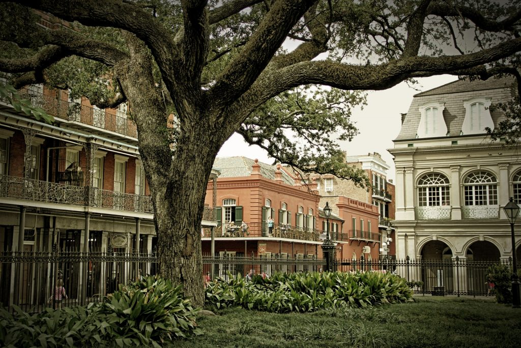 top tourist attractions in New Orleans - French Quarter
