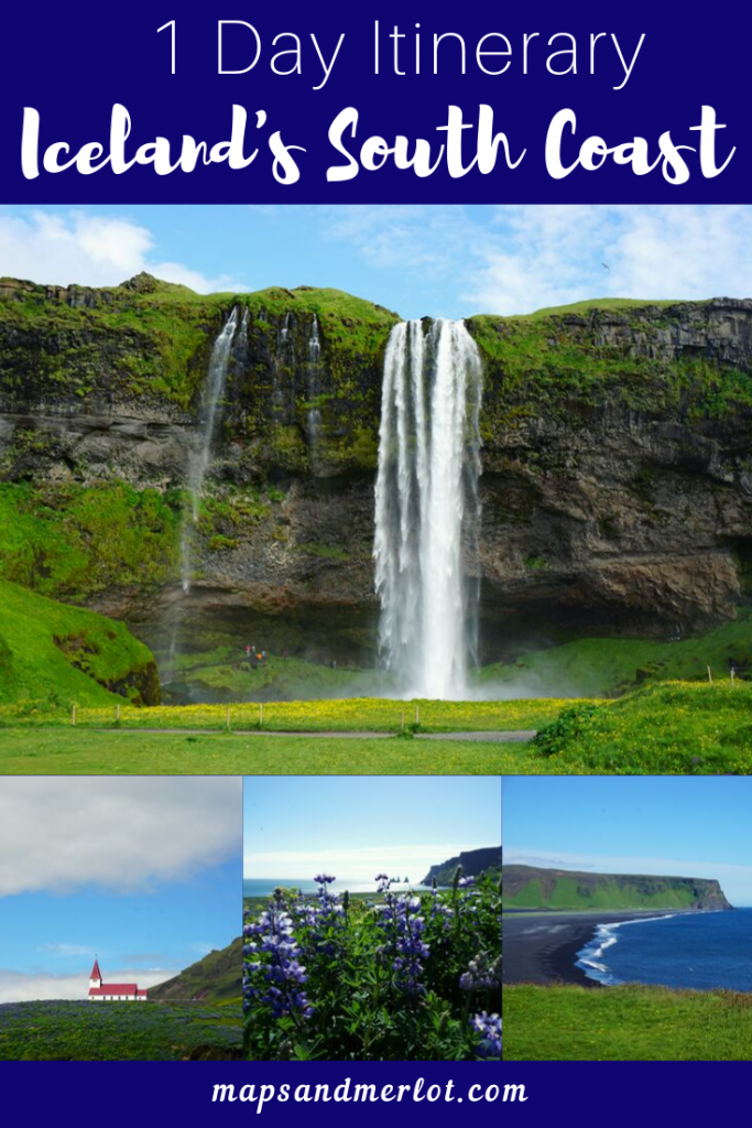 highlights of Iceland's South Coast; Iceland's South Coast in 1 day