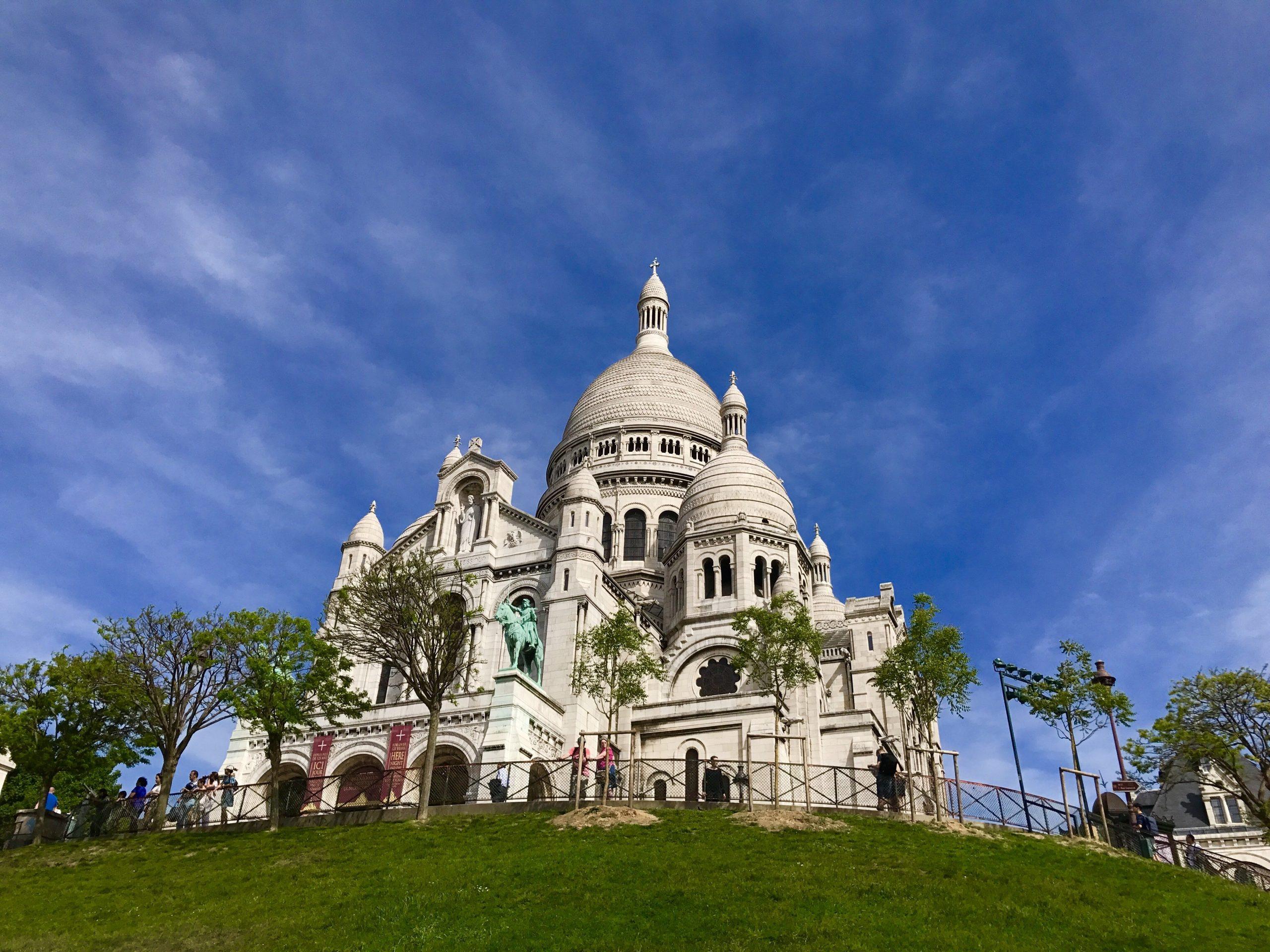 Paris bucket list - Sacre-Couer