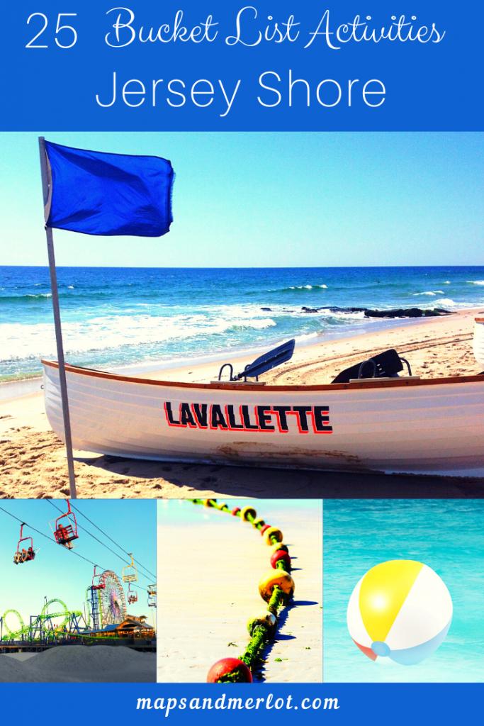Jersey Shore bucket list, New Jersey travel, Lavallette