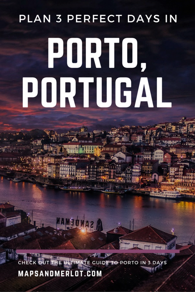 Create the perfect Porto, Portugal itinerary. See the highlights of Porto, Portugal in 3 days: Geres-Peneda, Douro wine valley, and Porto top attractions!
