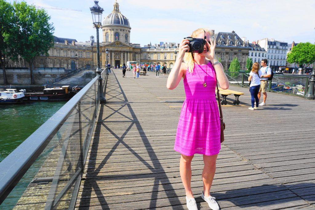 Paris, France - solo travel for introverts; solo travel for shy people; solo travel tips; how to travel alone as an introvert; solo travel tips