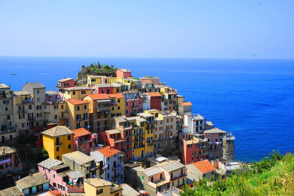 Italian bucket list - Manarola, Cinque Terre