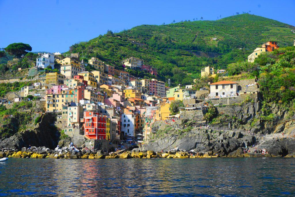 Italian bucket list - Riomaggiore, Cinque Terre