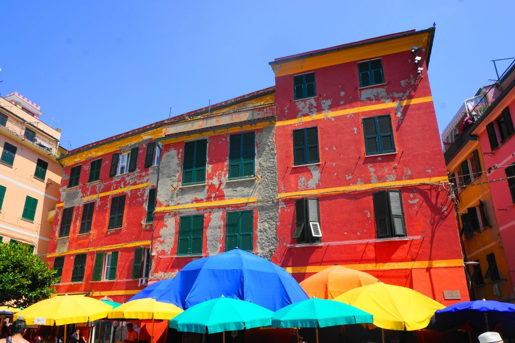Italian bucket list - Vernazza